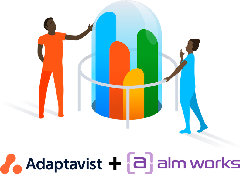 SAFe® implementation with Adaptavist and ALM works