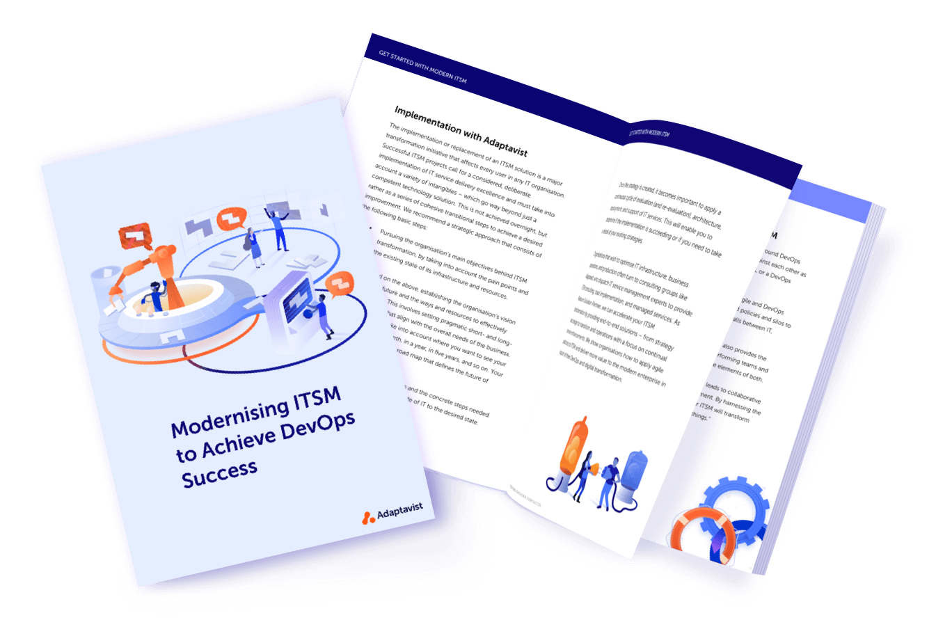 ITSM Whitepaper hero
