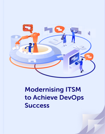 Modernising ITSM to achieve DevOps success