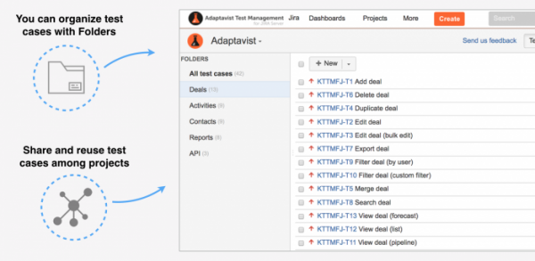 Better test case management with Adaptavist Test Management for Jira Cloud