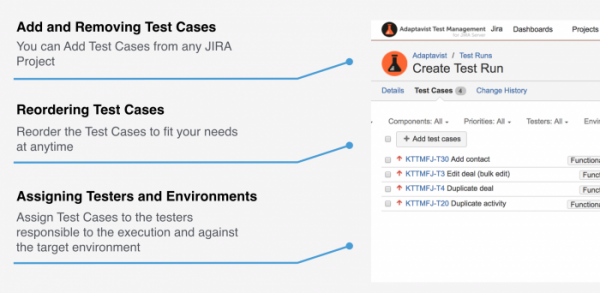 Plan test runs from inside Jira Cloud with ATM