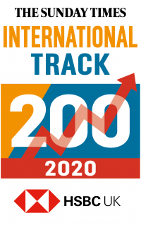 Adaptavist makes the Sunday Times HSBC International Track 200 2020