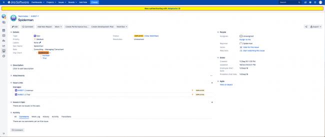 Appraisals ScriptRunner automation HR