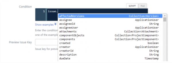 Code complitions