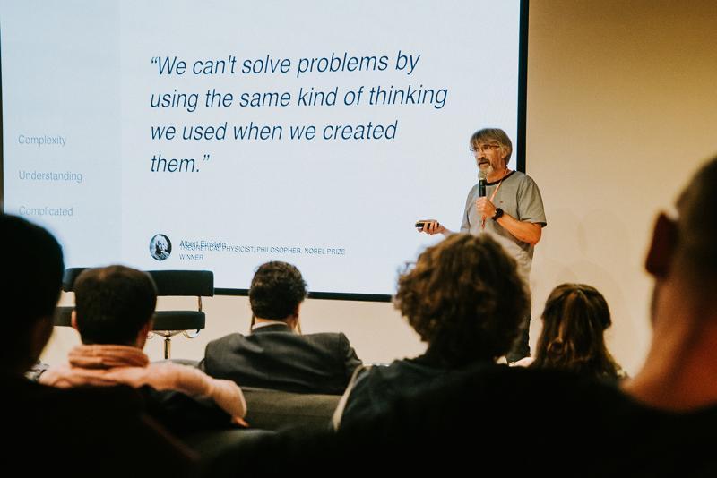 digital transformation john turley agile mindest talk