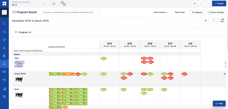 jira align program increment