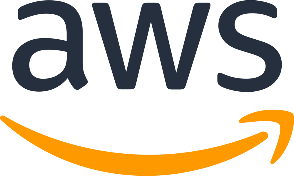 Amazon web services company logo