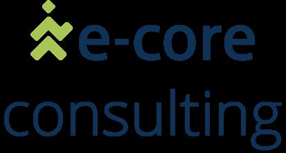 e-Core consulting logo