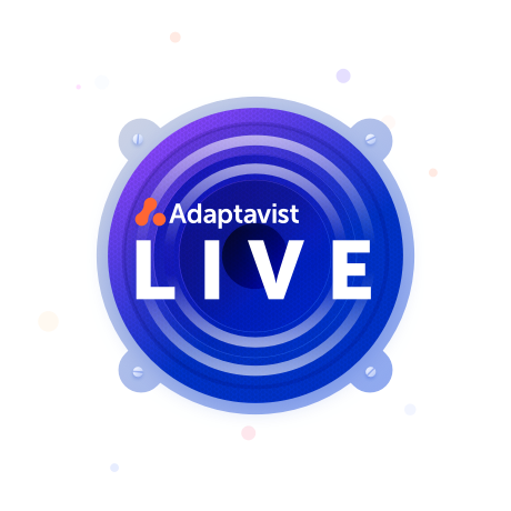 Adaptavist live logo