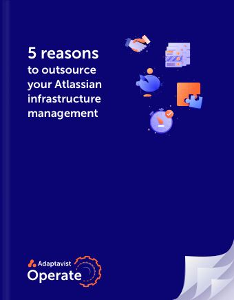 5 reasons to outsource your Atlassian infrastructure management
