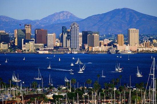 USA - San Diego, CA